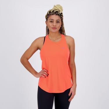 Regata Fila Basic Sports Feminina Laranja - GG