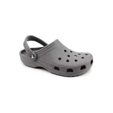 Crocs Papete Classic Cinza