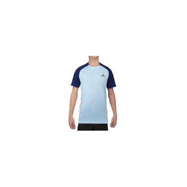 Imagem de Camiseta Adidas Club Azul