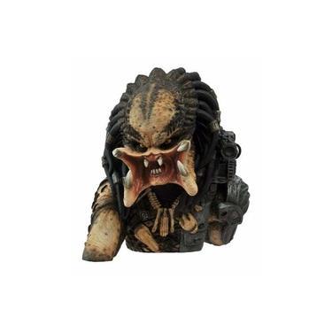 Imagem de Predator ( Predador ) Unsmaked Bust Bank - Diamond Select Toys
