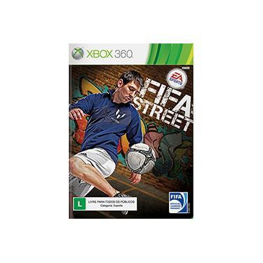 Game FIFA Street 4 - Xbox360