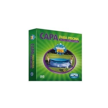 Imagem de Capa Piscina Redonda Inflavel Splash Fun 12000 E 14000Lt Mor