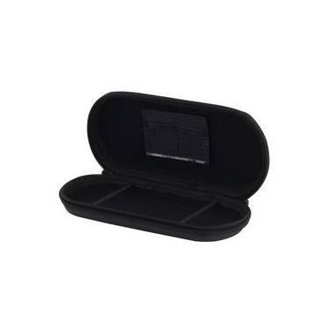 Case Capa Protetora Psp 2000 3000 Neoprene Anti-Choque - Preto