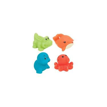 Imagem de Bichinhos De Banho Animais Aquáticos - Buba