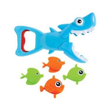 Imagem de Tubarão Pega Peixinhos Buba Baby