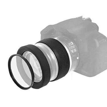 Kit de Proteção para Lente com Filtro MCUV - 52mm