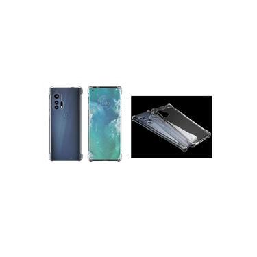Capa Antishock Case Bordas Reforçadas Motorola Edge+