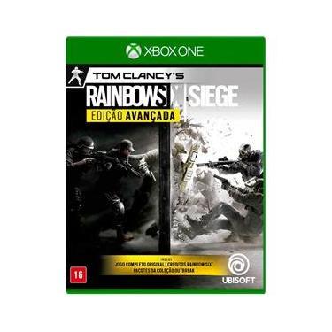 Tom Clancy`S Rainbow Six Siege Edição Avancada Xbox One