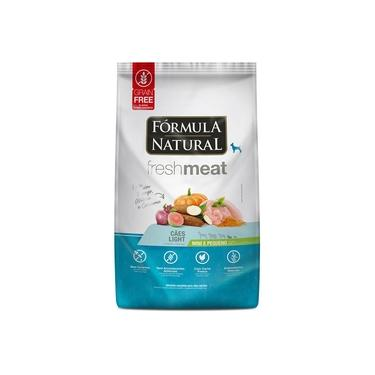 Ração Fórmula Natural Fresh Meat Cães Ad.Light Mini E Peq1kg