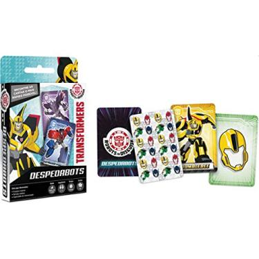 Jogo de Cartas Transformers Despedabots Copag