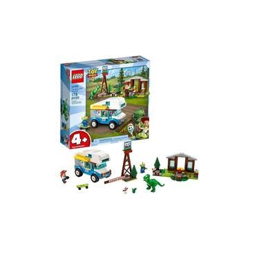 Imagem de LEGO Juniors - Disney - Toy Story 4 - Férias com Trailer - 10769 - 178 Peças