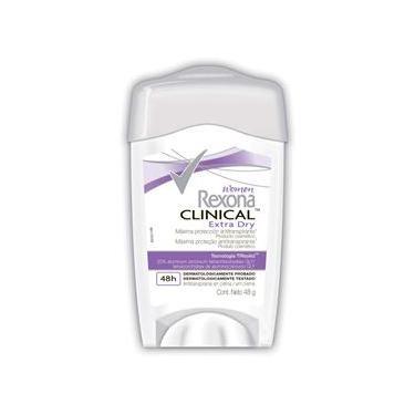 Desodorante Antitranspirante Rexona 12 Unidades Women Clinical Extra Dry 48g