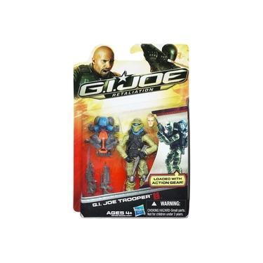 Imagem de Boneco Gi Joe Retaliation Gi Joe Trooper - 10 Cm - Hasbro - Comandos Em Ação