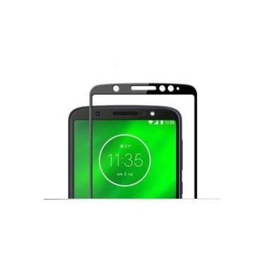 Película de Vidro 3d Curvada Motorola Moto G6 Plus