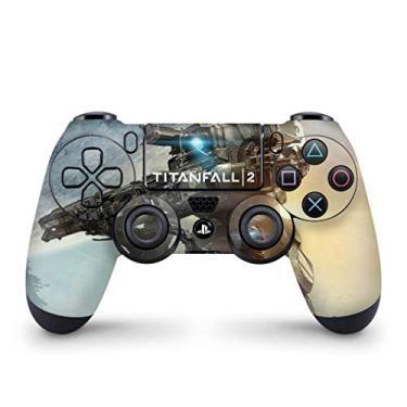 Skin Adesivo para PS4 Controle - Titanfall 2#B