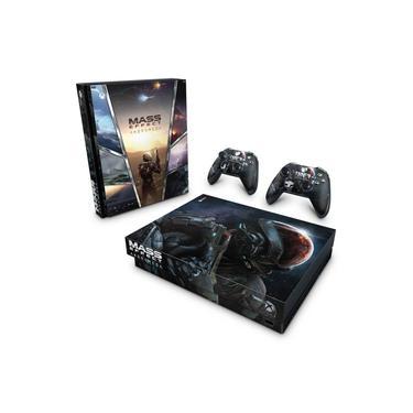 Skin Adesivo para Xbox One X - Mass Effect: Andromeda