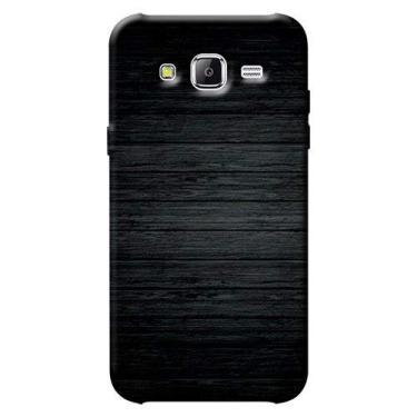 Capa Personalizada para Samsung Galaxy J3 2016 Madeira Queimada - TX44