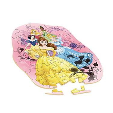Imagem de Quebra Cabeças Princesas Disney, Xalingo