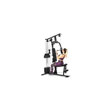 Imagem de Estação De Musculação Academia Podiumfit Me100 - 50kg