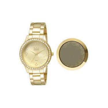 Relógio de Pulso Feminino Dumont Americanas   Joalheria   Comparar ... d39dbcc34a
