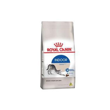 Ração Royal Canin Cat Indoor Gatos Adultos 1,5kg - Sabor Frango