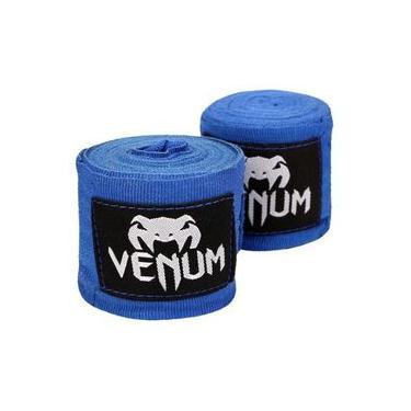 Bandagem Venum Elite 4,0 Metros Azul