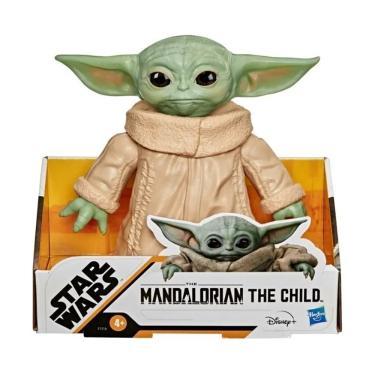 Boneco Star Wars Baby Yoda Mandalorian The Child - Hasbro