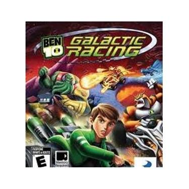 Jogo Novo Ben 10 Galactic Racing Para Ps Vita