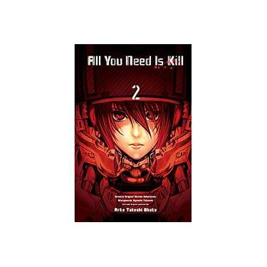 All You Need Is Kill - Volume 2 - Sakurazuka Hiroshi - 9788577879441