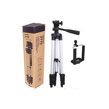 Tripé Universal Para Câmera e Celular Vertical Insta 3110
