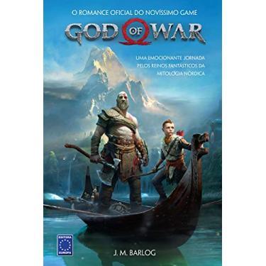 God Of War - Uma emocionante jornada pelos reinos fantásticos da mitologia nórdica - J. M. Barlog - 9788579605444