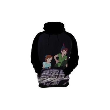 Blusa Moletom Personalizado Peter Pan Terra Do Nunca Filme1