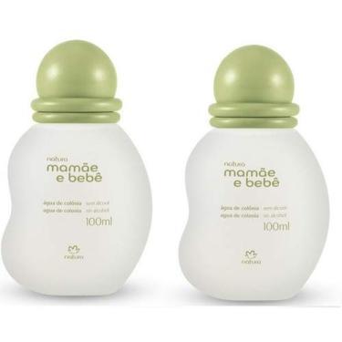 Imagem de Kit 2 Perfume Colônia Mamãe E Bebê - 100ml