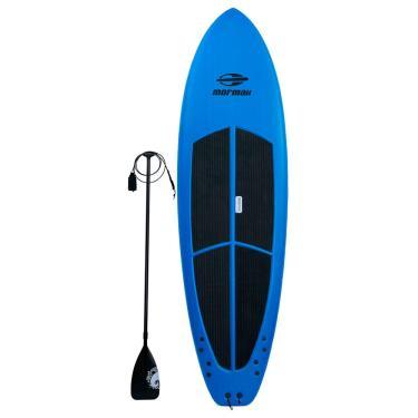 Prancha Stand Up Paddle Mormaii Srsaz01 Com Remo Azul