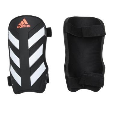 Caneleira Adidas Everlite CW5559, Cor: Preto/Branco, Tamanho: G