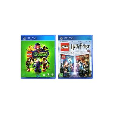 LEGO DC Super Villains + LEGO Harry Potter Collection - PS4
