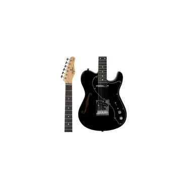 Imagem de Guitarra Semi Acústica Tagima T920 BK Preta