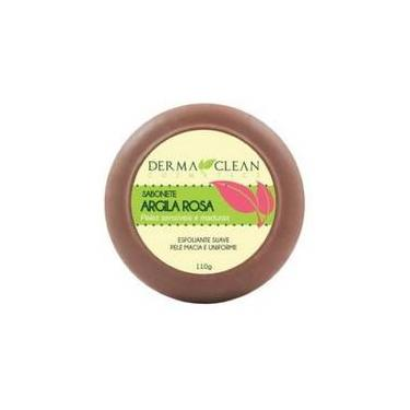 Sabonete De Argila Rosa Derma Clean 110g