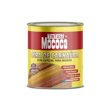 Cera De Carnaúba Para Madeira Mococa 900ml