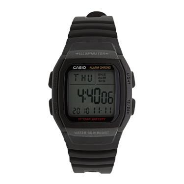 cc35715a001 Relógio Casio W-96H-1BVDF Cinza Casio W-96H-1BVDF-BR