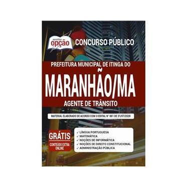 Imagem de Apostila Concurso Itinga Do Maranhão Ma - Agente De Trânsito