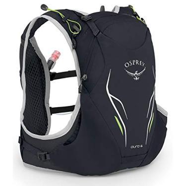 Mochila de Hidratação Osprey Duro 6 - Alpine Black M/G