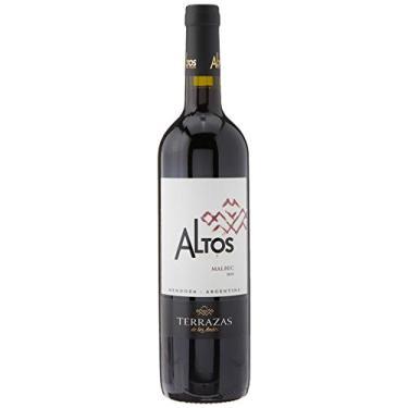 Vinho Terrazas de los Andes Altos Del Plata Malbec 750ml
