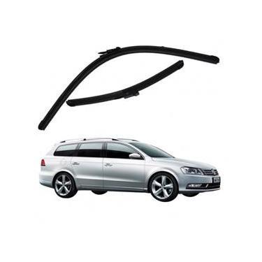 Kit Palhetas Limpador de Parabrisa Dianteiro VW Volkswagen Passat Variant Ano 2009 - Atual