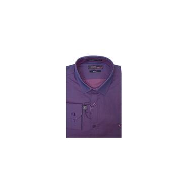 Camisa Aramis Slim Platinum Roxo