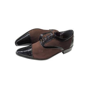 Sapato Masculino em Couro - Veneza Collection - La cavalerie - Ref: 571