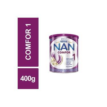 Fórmula Infantil NAN Comfor 1 Nestlé 400g Lata