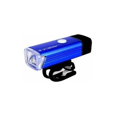 Farol Bike 180 Lumens Sinalizador Lanterna Recarregável Usb