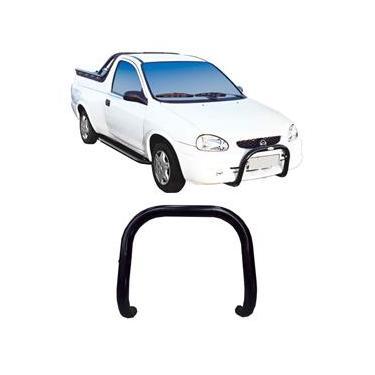 Para-Choque de impulsão Pickup Corsa Preto