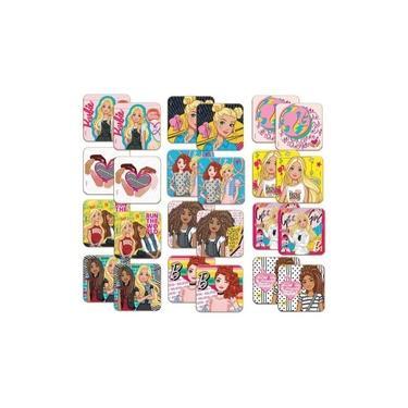 Imagem de Jogo Da Memória - Barbie - Fun